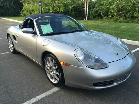 2002 Porsche Boxster for sale in Columbus, OH