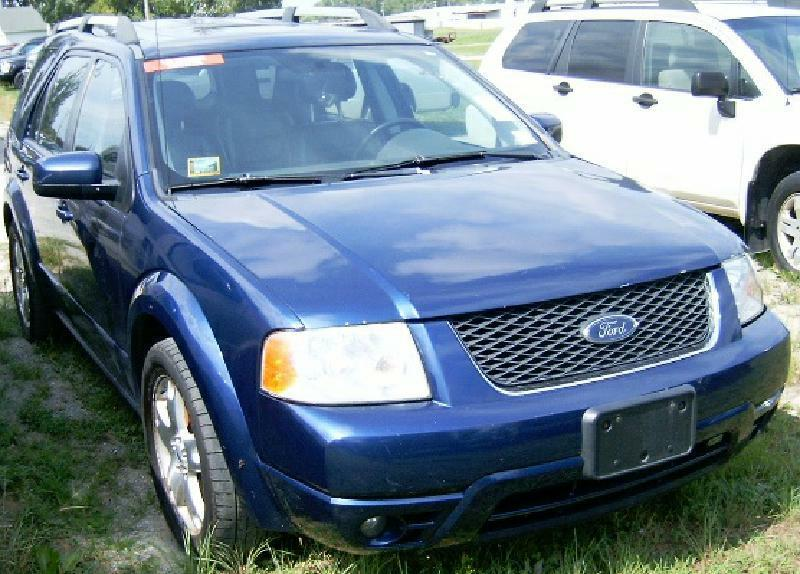 2005 Ford Freestyle AWD Limited 4dr Wagon - Green Bay WI