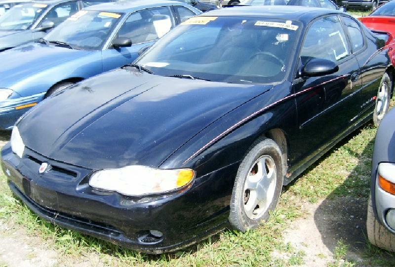 2002 Chevrolet Monte Carlo SS 2dr Coupe - Green Bay WI