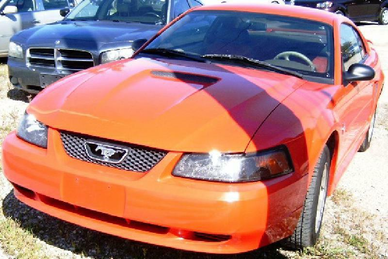 2001 Ford Mustang 2dr Coupe - Green Bay WI