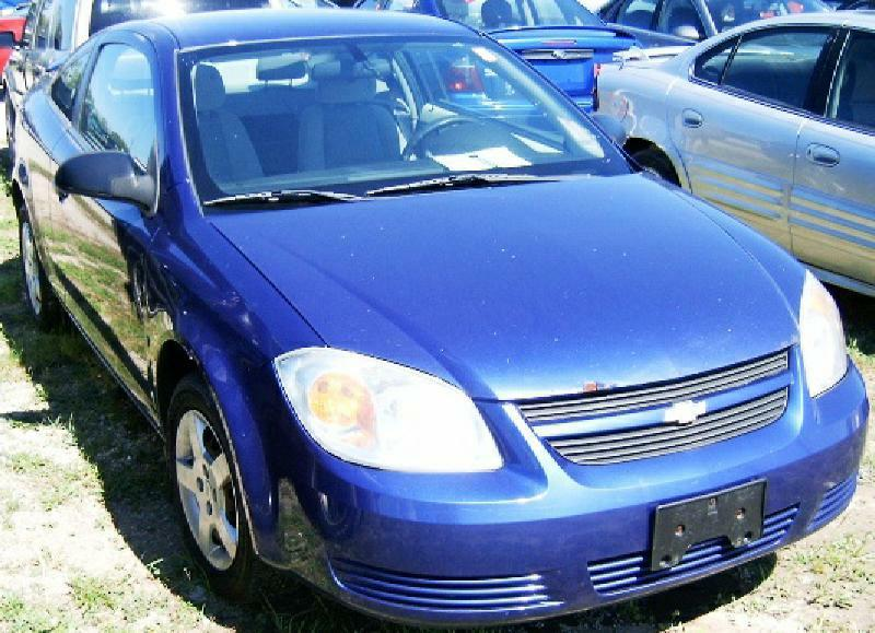2007 Chevrolet Cobalt LS 2dr Coupe - Green Bay WI