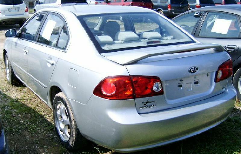 2007 Kia Optima LX 4dr Sedan (2.4L I4 5A) - Green Bay WI