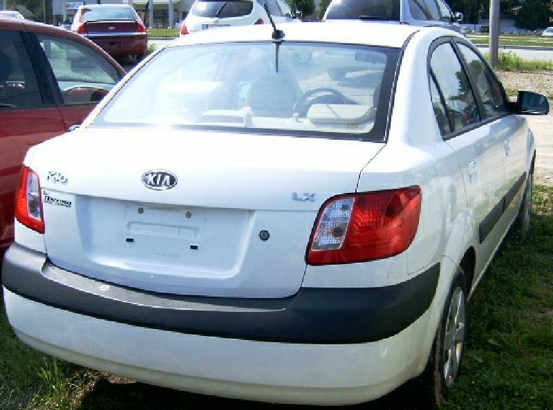 2008 Kia Rio 4dr Sedan - Green Bay WI