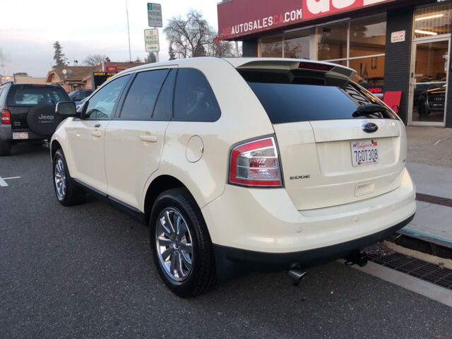 2008 ford edge sel 4dr crossover in roseville ca u s auto sales rh usautosalesca com 2008 Ford Edge Problems 2008 ford edge sel owners manual