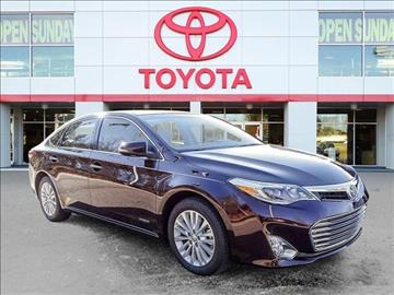 2015 Toyota Avalon Hybrid for sale in Durham, NC