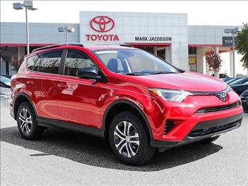 2017 Toyota RAV4 for sale in Durham, NC