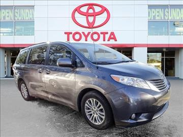 2012 Toyota Sienna for sale in Durham, NC