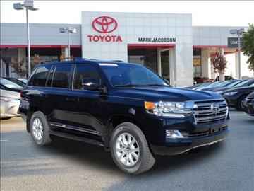 2017 Toyota Land Cruiser for sale in Durham, NC