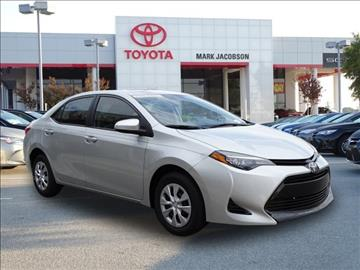 2017 Toyota Corolla for sale in Durham, NC