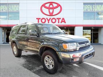 2001 Toyota 4Runner for sale in Durham, NC
