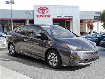 2017 Toyota Prius for sale in Durham, NC