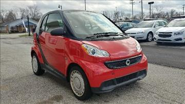 2013 Smart fortwo for sale in Rockville, IN