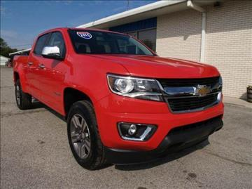 2015 Chevrolet Colorado for sale in Rockville, IN