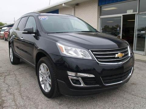 2015 chevrolet traverse for sale in indiana. Black Bedroom Furniture Sets. Home Design Ideas