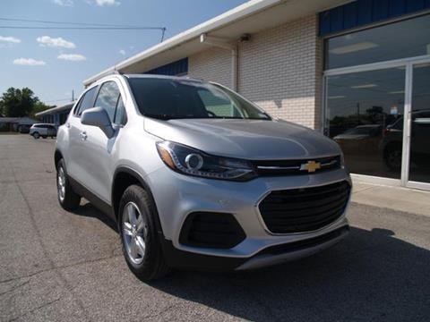 2017 Chevrolet Trax for sale in Rockville, IN