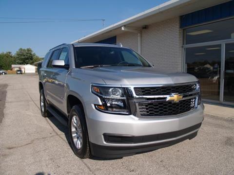 2017 Chevrolet Tahoe for sale in Rockville, IN