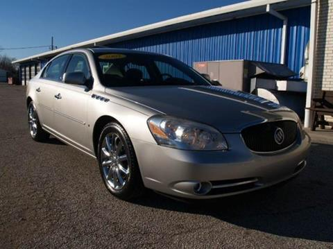 2007 Buick Lucerne for sale in Rockville, IN