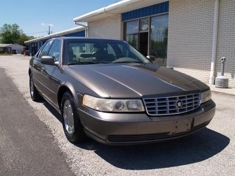 2001 Cadillac Seville for sale in Rockville, IN
