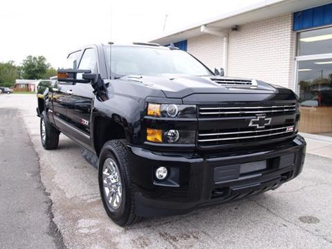 2018 Chevrolet Silverado 3500HD for sale in Rockville, IN