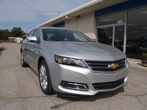 2018 Chevrolet Impala for sale in Rockville, IN