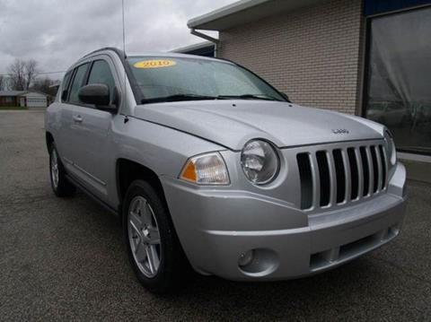 2010 Jeep Compass for sale in Rockville, IN