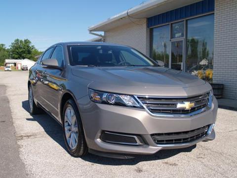2017 Chevrolet Impala for sale in Rockville, IN