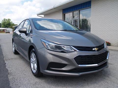 2017 Chevrolet Cruze for sale in Rockville, IN