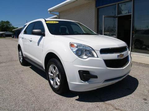 2013 Chevrolet Equinox for sale in Rockville, IN