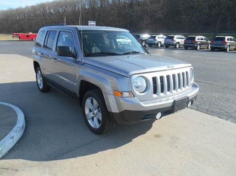 2016 Jeep Patriot for sale in Hermann MO