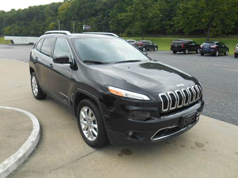 2015 Jeep Cherokee for sale in Hermann, MO