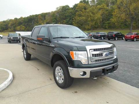 2014 Ford F-150 for sale in Hermann MO