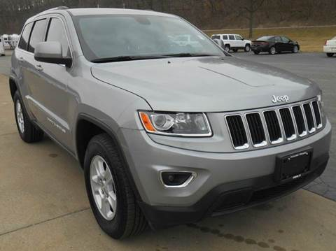 2015 Jeep Grand Cherokee for sale in Hermann MO