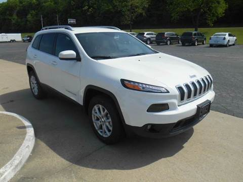 2017 Jeep Cherokee for sale in Hermann, MO
