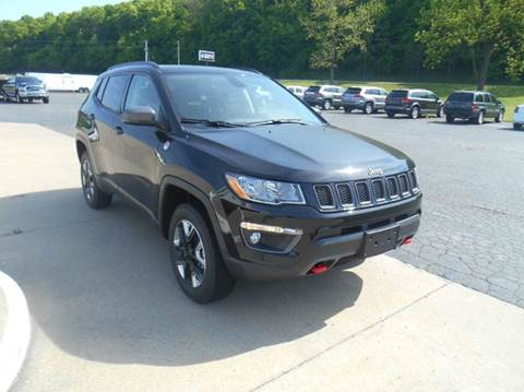 2017 Jeep New Compass for sale in Hermann MO