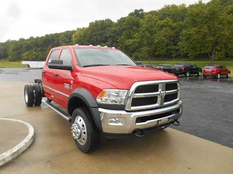 2017 RAM 4500 Chassis for sale in Hermann, MO
