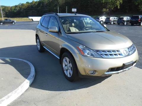 2006 Nissan Murano for sale in Hermann MO