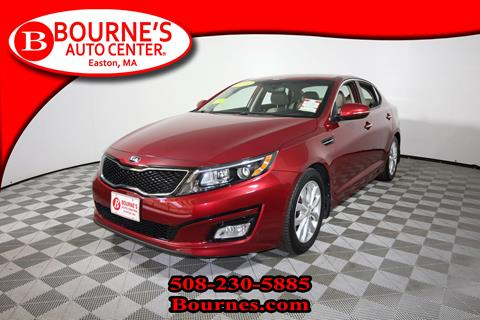 2014 Kia Optima for sale in South Easton, MA