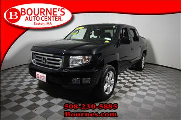 2013 Honda Ridgeline for sale in South Easton, MA
