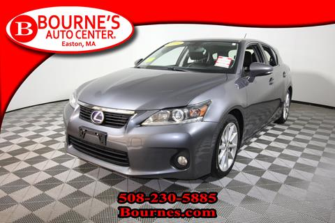 2013 Lexus CT 200h for sale in South Easton, MA