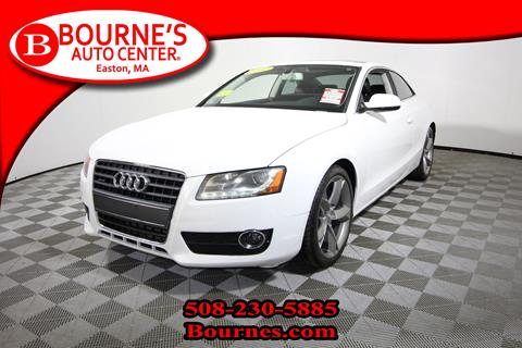 2012 Audi A5 for sale in South Easton, MA