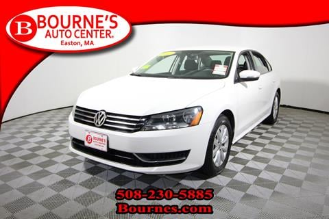 2013 Volkswagen Passat for sale in South Easton, MA