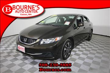 2013 Honda Civic for sale in South Easton, MA