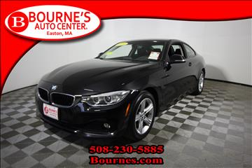 2014 BMW 4 Series for sale in South Easton, MA