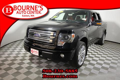 2013 Ford F-150 for sale in South Easton, MA