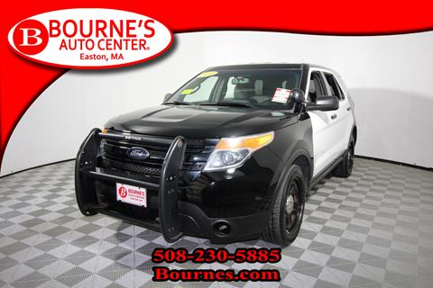2014 Ford Explorer for sale in South Easton, MA