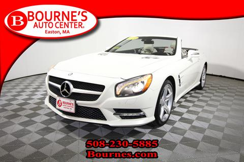 2014 Mercedes-Benz SL-Class for sale in South Easton, MA