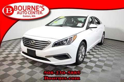 2016 Hyundai Sonata for sale in South Easton, MA
