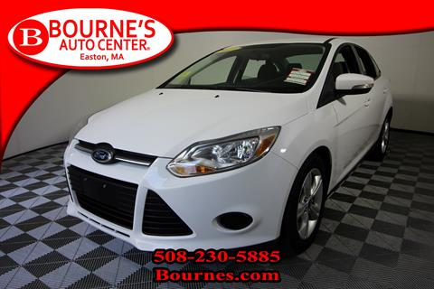 2013 Ford Focus for sale in South Easton, MA