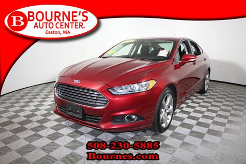 2014 Ford Fusion for sale in South Easton, MA