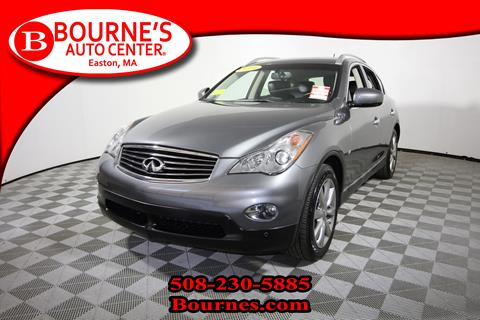 2014 Infiniti QX50 for sale in South Easton, MA